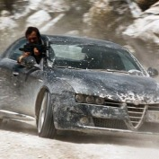 Alfa Romeo 159. Quantum of Solace © 2008 Danjaq, LLC and United Artists Corporation. All rights reserved.