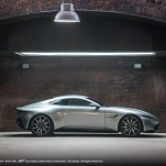 Aston Martin DB10. Spectre © 2015 Danjaq, LLC and United Artists Corporation. All rights reserved.