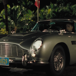 Aston Martin DB5. Casino Royale © 2006 Danjaq, LLC and United Artists Corporation. All rights reserved.