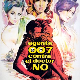 Dr. No © 1962 Danjaq, LLC and United Artists Corporation. All rights reserved.