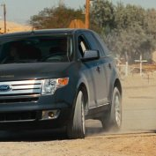 Ford Edge (Hydrogen Fuel Cell Model). Quantum of Solace © 2008 Danjaq, LLC and United Artists Corporation. All rights reserved.
