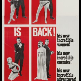 From Russia with Love © 1963 Danjaq, LLC and United Artists Corporation. All rights reserved.
