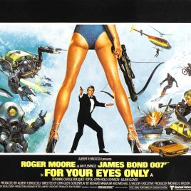 For Your Eyes Only © 1981 Danjaq, LLC and United Artists Corporation. All rights reserved.