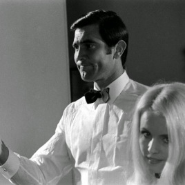 James Bond Auditions for role, 1967 Danjaq, LLC and United Artists Corporation. All rights reserved.