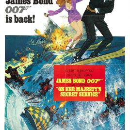 On Her Majesty's Secret Service © 1969 Danjaq, LLC and United Artists Corporation. All rights reserved.