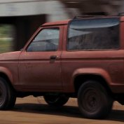 Ford Bronco II. Quantum of Solace © 2008 Danjaq, LLC and United Artists Corporation. All rights reserved.