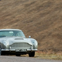 Aston Martin DB5. Skyfall © 2012 Danjaq, LLC and United Artists Corporation. All rights reserved.