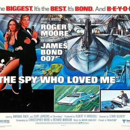 Spy Who Loved Me © 1977 Danjaq, LLC and United Artists Corporation. All rights reserved.