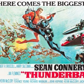 Thunderball © 1965 Danjaq, LLC and United Artists Corporation. All rights reserved.