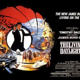 The Living Daylights © 1987 Danjaq, LLC and United Artists Corporation. All rights reserved.
