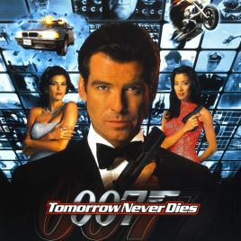 Tomorrow Never Dies © 1998 Danjaq, LLC and United Artists Corporation. All rights reserved.
