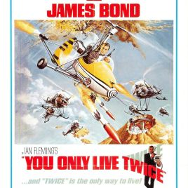 You Only Live Twice © 1967 Danjaq, LLC and United Artists Corporation. All rights reserved.