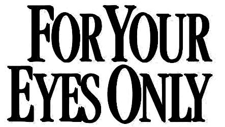 For_Your_Eyes_Only_Logo