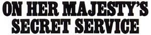 On_Her_Majesty's_Secret_Service_Logo