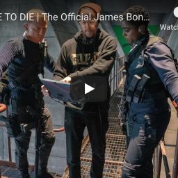No Time To Die – oficjalny podcast.