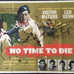 """No Time To Die"", reż. Terence Young"