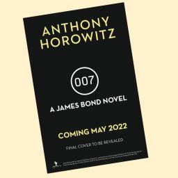 Nowa książka Anthony'ego Horowitza w maju 2022.
