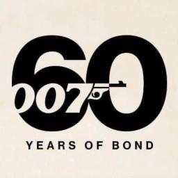 60-ta rocznica pojawienia się Bonda na dużym ekranie.