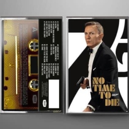 Soundtrack do NTTD na każdym nośniku.